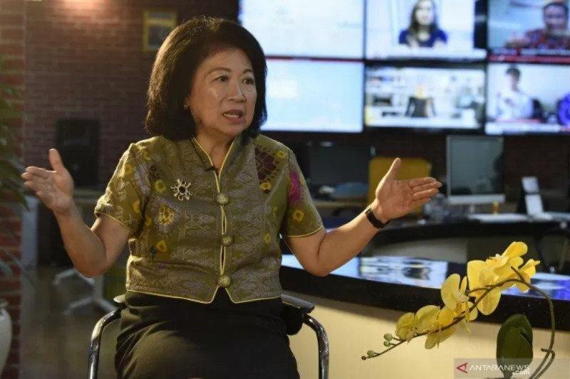 virus corona berpotensi turunkan ekonomi Indonesia