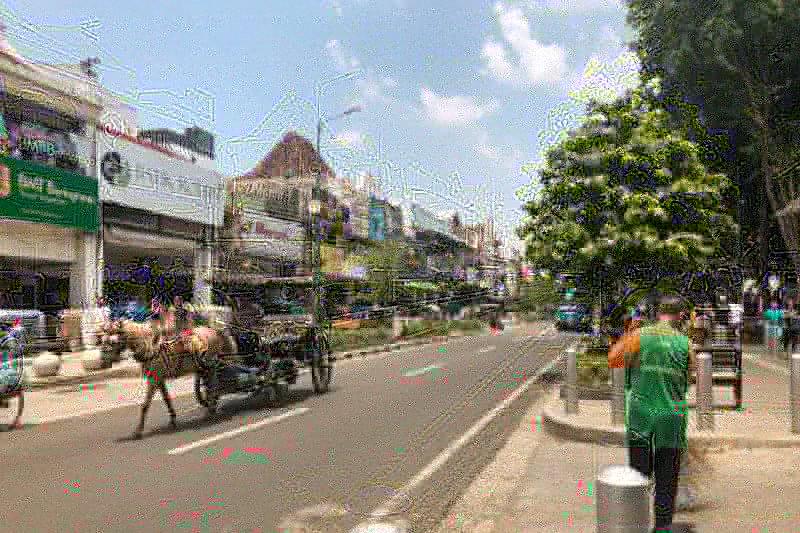 Dishub Yogyakarta: Uji coba semipedestrian Malioboro digelar Jumat