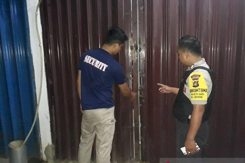 Bank Jambi dirampok, polisi terus usut
