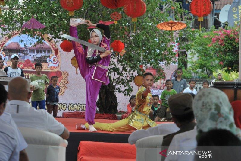 Once Upon a time in Kampung Kapitan