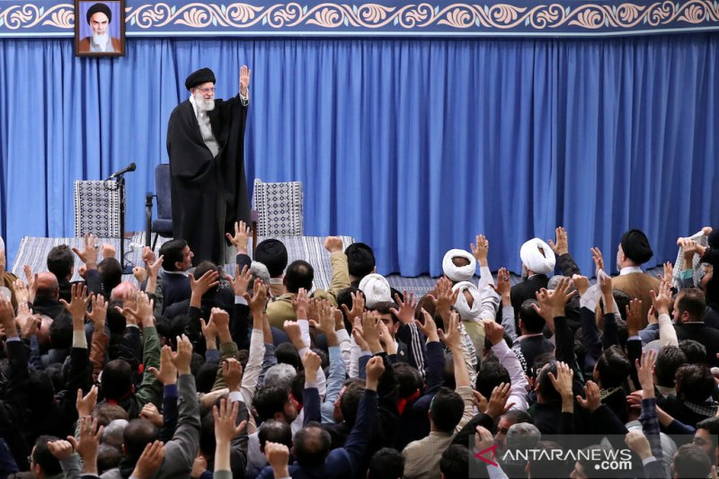 Khamenei nyatakan Iran miliki Angkatan Udara tangguh walaupun ditekan AS