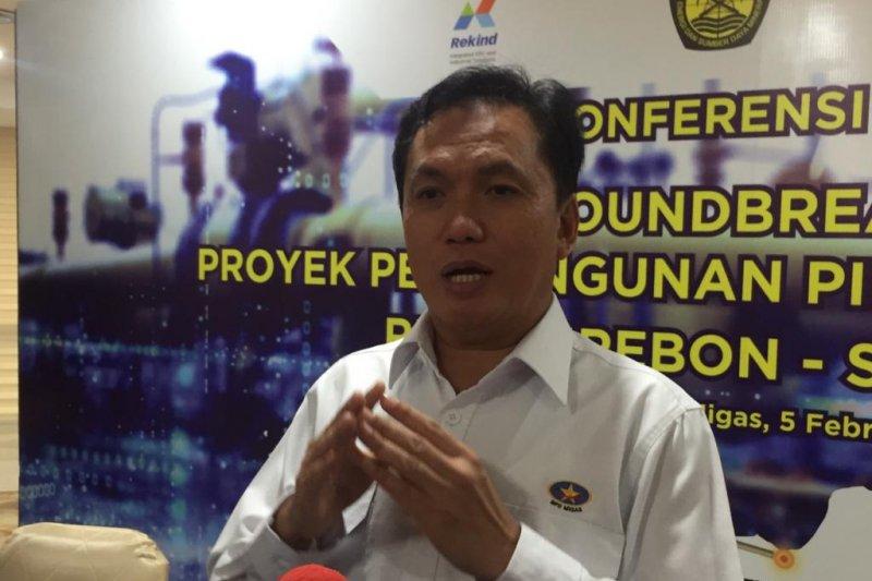 Rekind mundur, BPH Migas kaji ulang proyek pipa gas Cirebon - Semarang