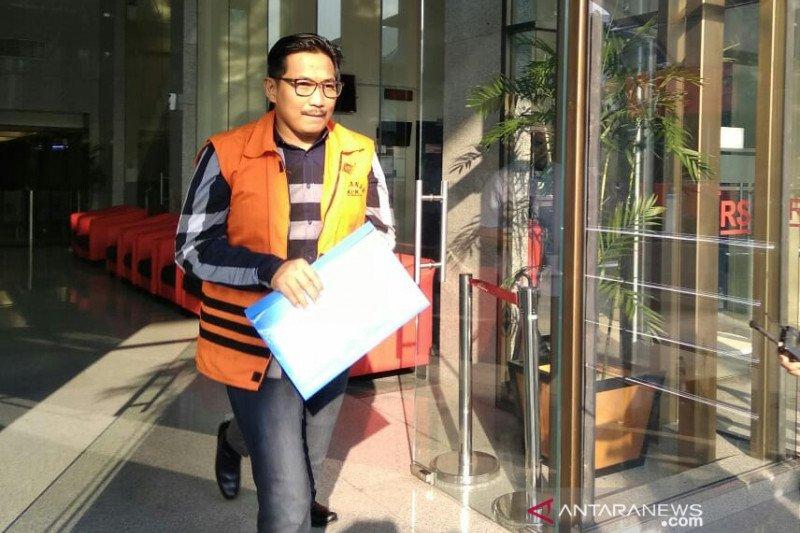 Bowo Sidik dikonfirmasi penerimaan uang dari Taufik Agustono