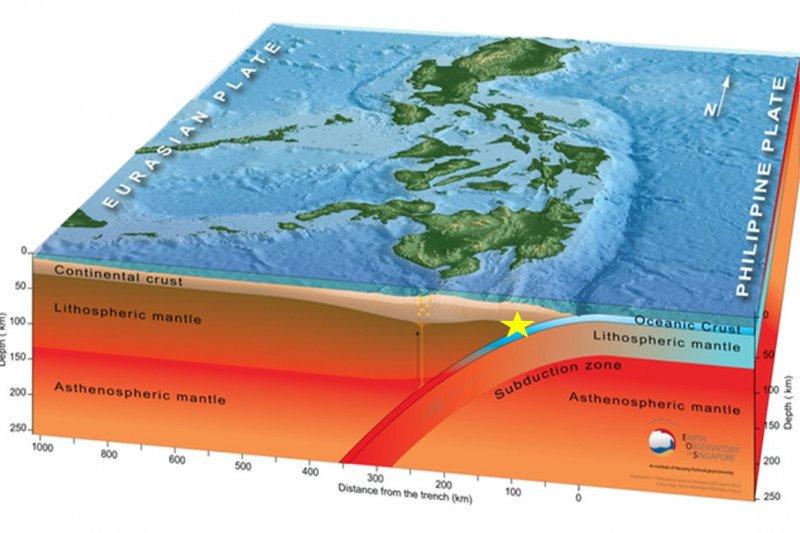 Strong earthquake rocks Indonesian island of Miangas