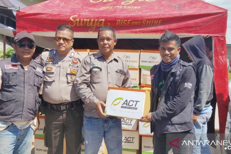 ACT: Ratusan korban kebakaran  butuh alat masak