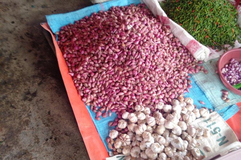 Harga bawang putih di Ogan Komering Ulu naik  mencapai Rp60.000/Kg