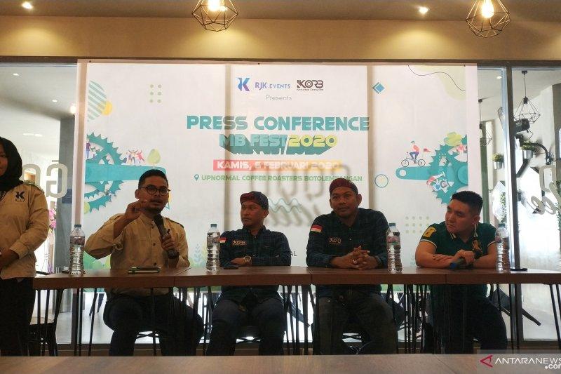 Perdana digelar, MB Fest 2020 hadirkan atlet sepeda nasional