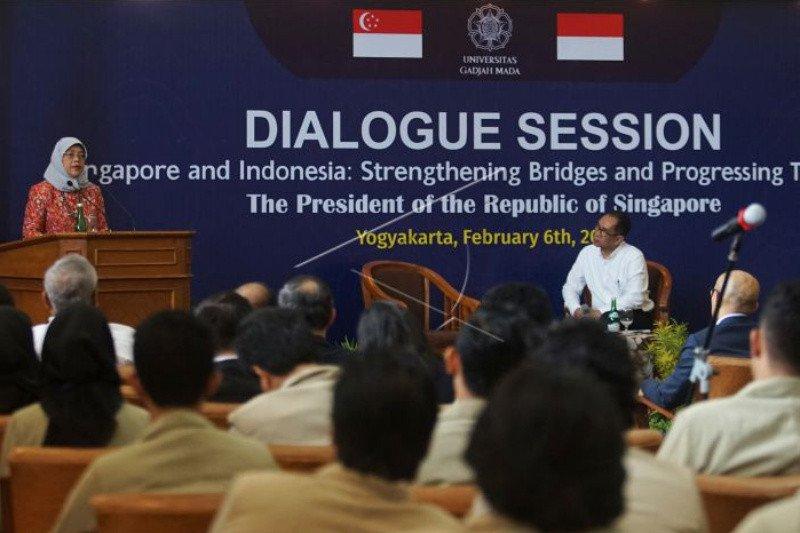 Presiden Singapura berharap kerja sama RI-Singapura dipertahankan