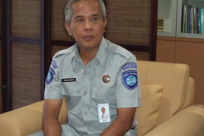 Jasa Raharja santuni 16 korban kecelakaan beruntun di Kupang