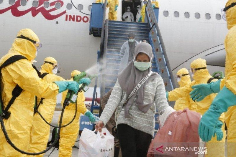 Hubei, China, laporkan 70 kematian baru akibat virus corona