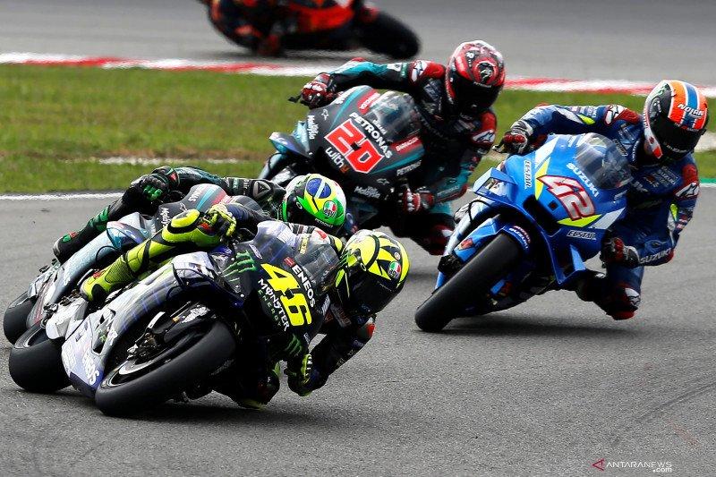 Tiga tim luncurkan tunggangan baru MotoGP 2020