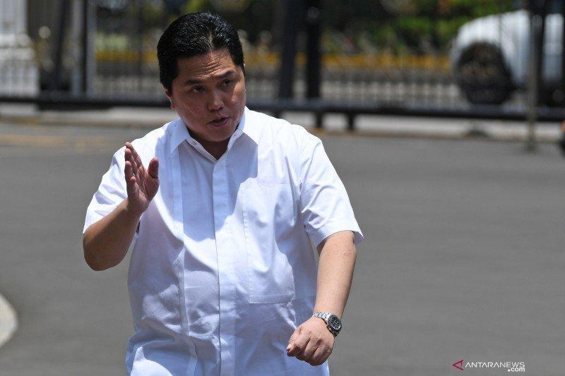 Erick Thohir berpeluang besar jadi menteri Indonesia Maju yang bersinar