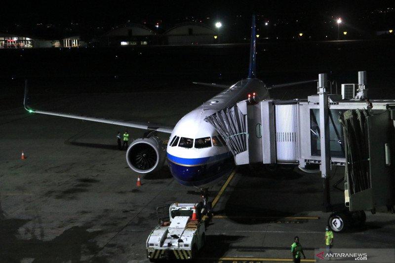 Kemenhub telah terbitkan izin penerbangan penjemputan warga China di Bali