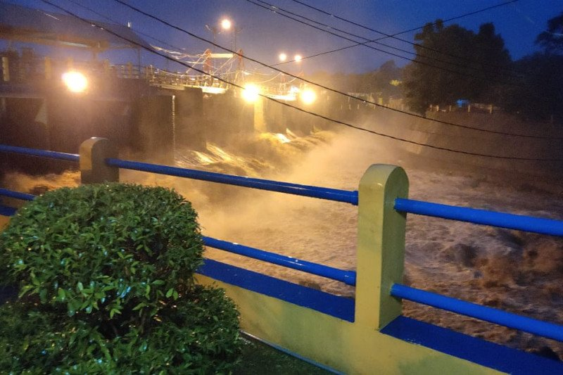 Banjir kembali sapa warga Jakarta