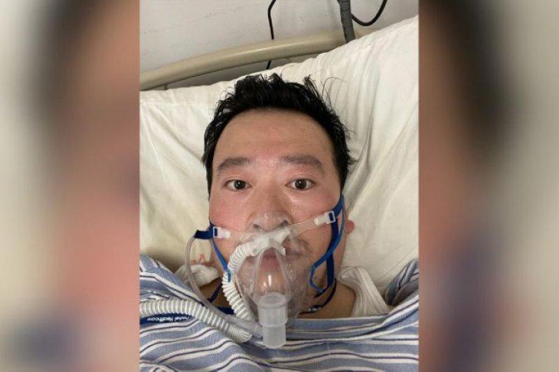 Dokter China yang pertama kali ungkap wabah virus corona meninggal