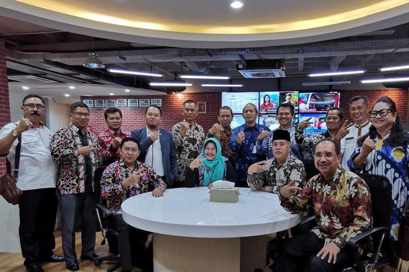 ANTARA gandeng Pemkot Kupang sebarkan informasi publik