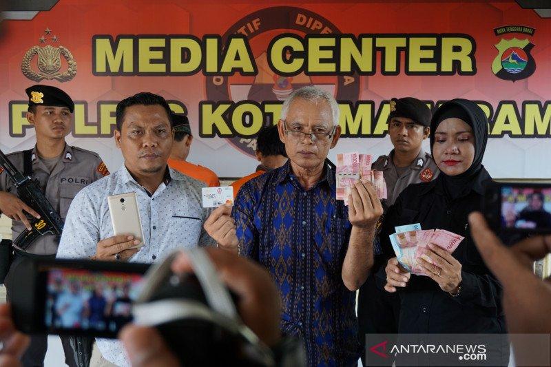 Kemong dan Lutung kuras uang Rp31,4 juta dari ATM, kartunya didapat dari mencuri di Kebon Roek
