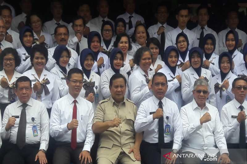 Menhan sebut SMA Taruna Nusantara sekolah unggulan