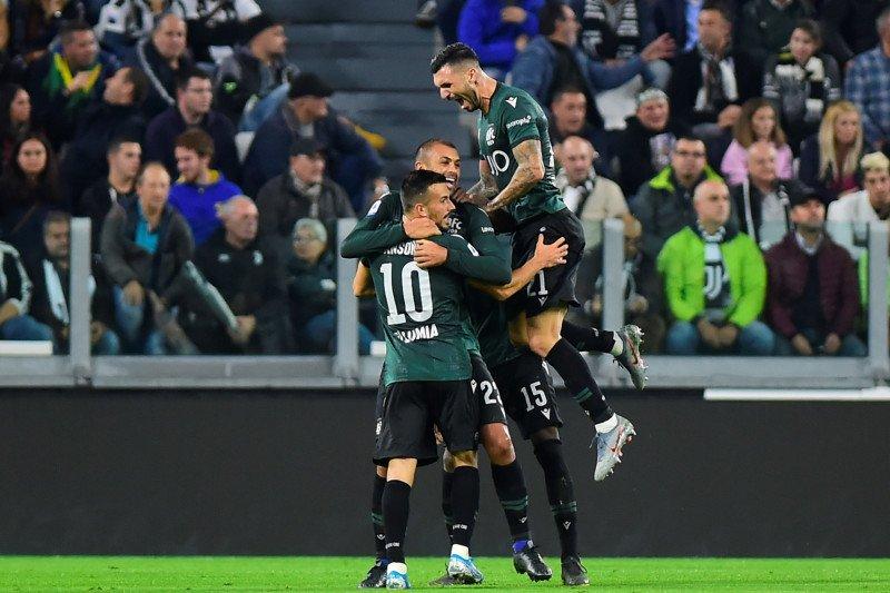 Dua gol Barrow bawa Bologna menang 3-2 atas Roma