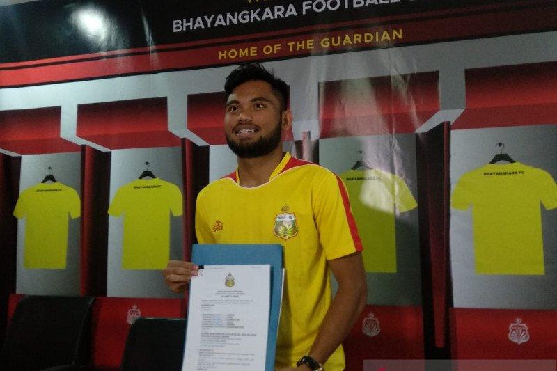 Bhayangkara FC ikat Saddil Ramdani satu musim liga 1