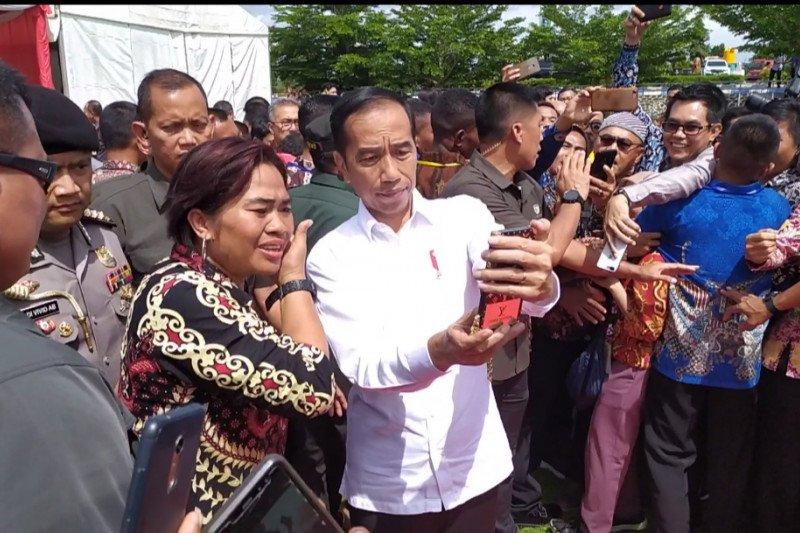 Presiden Jokowi kapok jika tak hadir di acara Hari Pers Nasional, ini alasannya
