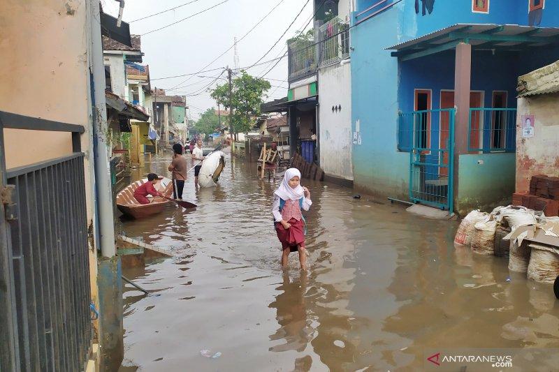 Kabupaten Bandung diterjang banjir