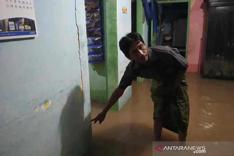 Banjir di Kabupaten Cirebon sempat rendam 10 kecamatan