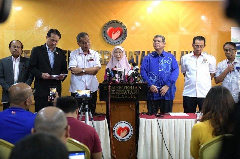 Malaysia perluas larangan wisatawan China terkait penyebaran corona
