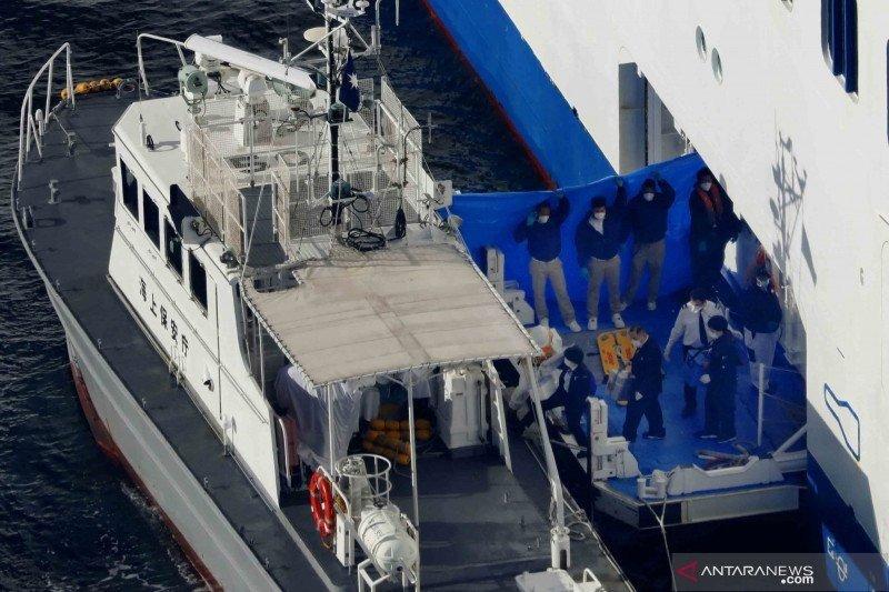 78 WNI kru kapal pesiar dikarantina di Perairan Jepang terkait corona
