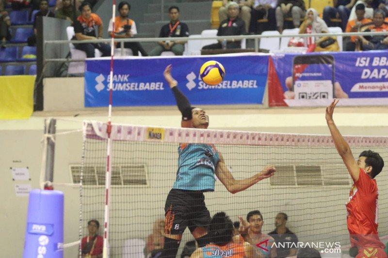 Tim putra Jakarta BNI 46 tundukkan Jakarta Garuda