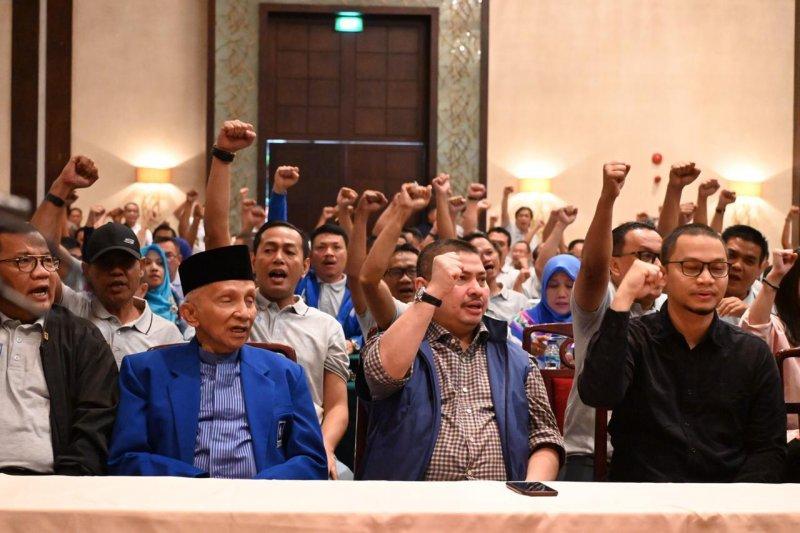 Mulfachri boyong 355 voters maju di pemilihan Ketum PAN