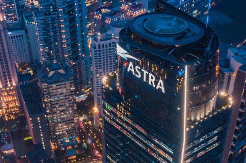 Menara Astra lantai 58 keluarkan asap, kini sudah beroperasi normal