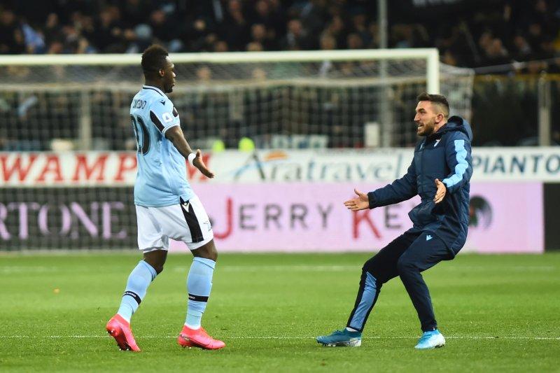 Lazio dekati puncak klasemen Serie A  setelah hantam Parma 1-0