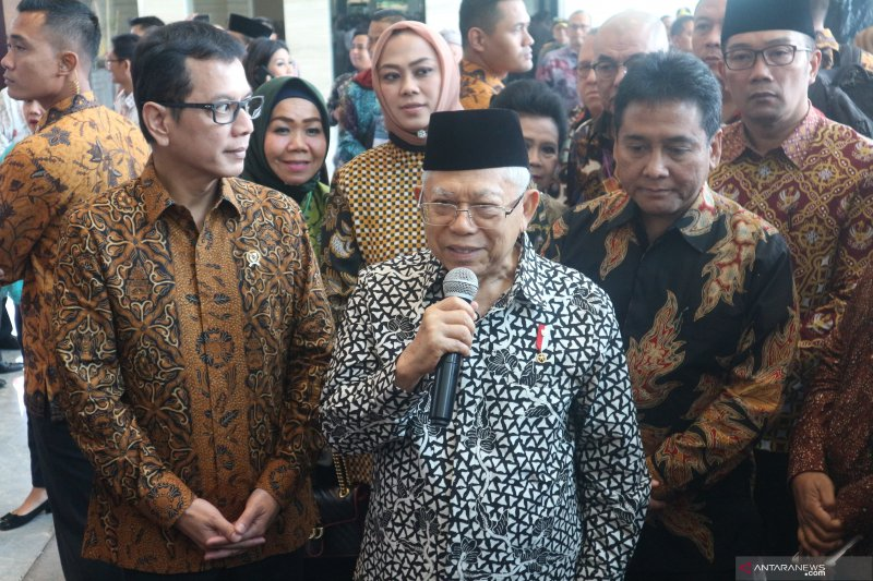 Wapres Ma'ruf Amin minta PHRI dukung layanan halal berbagai destinasi wisata