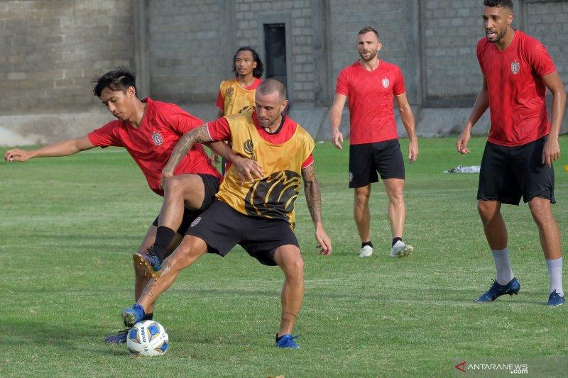 Pelatih sebut kondisi fisik pemain Bali United alami peningkatan songsong liga 1