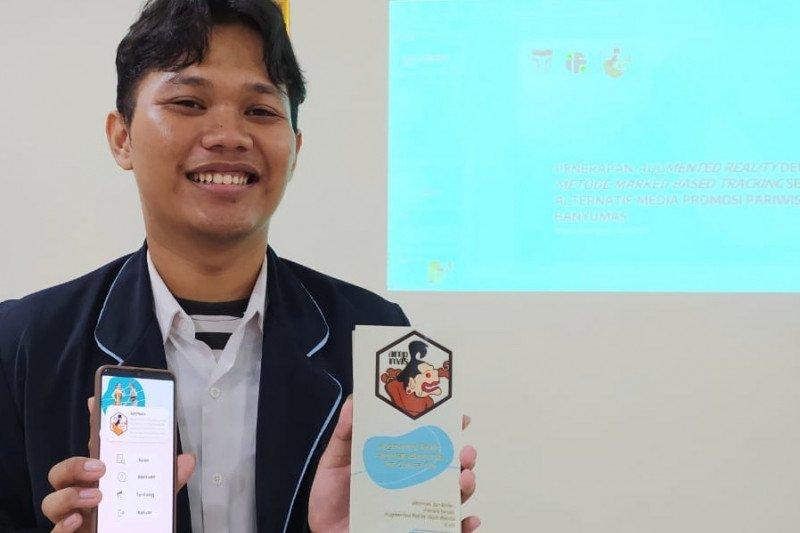 Mahasiswa ITTP merancang Arepmas, aplikasi promosi pariwisata Banyumas