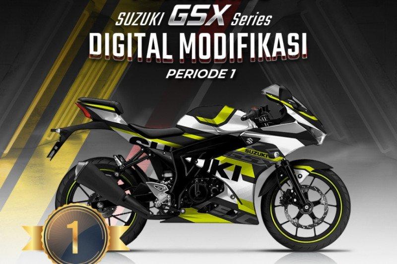 Harga Suzuki GSX-R150 hanya Rp31,6 juta