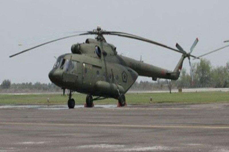 Evakuasi helikopter Mi- 17 di Pegunungan Mandala terkendala faktor cuaca