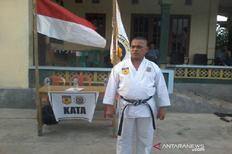 Lima atlet karateka Sulteng akan berlatih di Malaysia