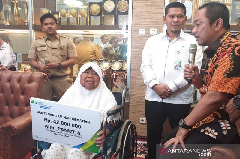 Pemkot Semarang dorong pekerja terlindungi BPJAMSOSTEK