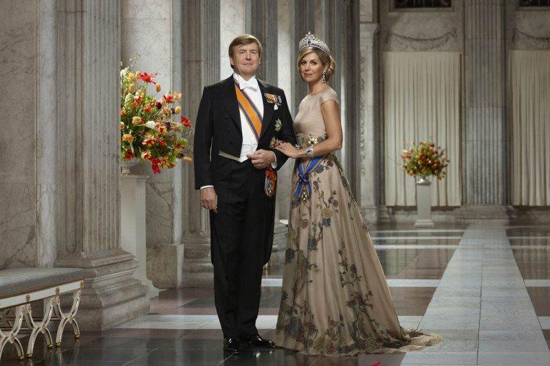 Raja dan Ratu Belanda akan kunjungi Indonesia pada 10-13 Maret