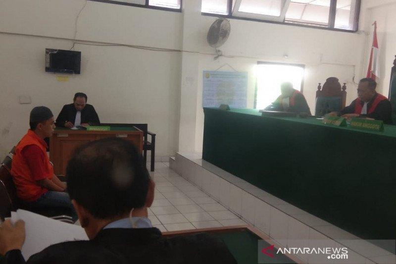Terdakwa kekerasan siswa SMA taruna Palembang dituntut  8 tahun penjara