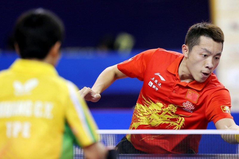 Qatar pinjamkan 2.000 bola ping pong ke Timnas China