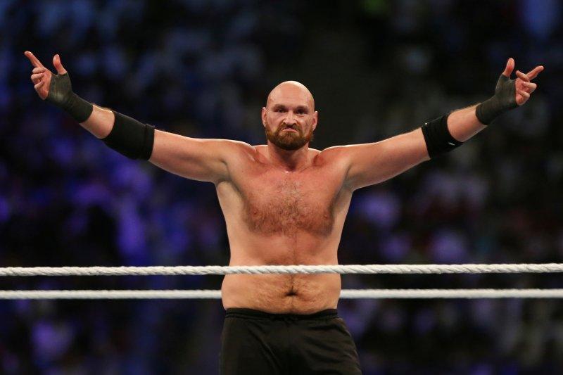 Tyson Fury mencerca Anthony Joshua soal tanding ulang
