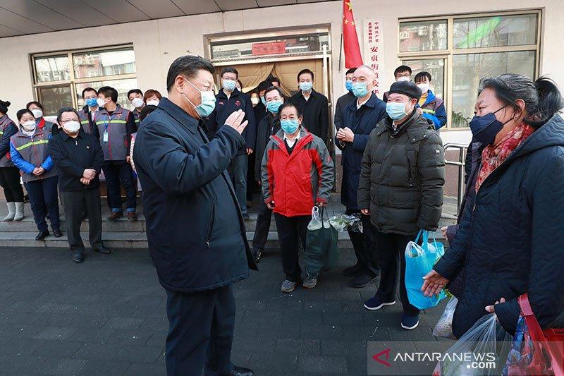 Indonesia tak masuk daftar 27 WNA China terinfeksi corona