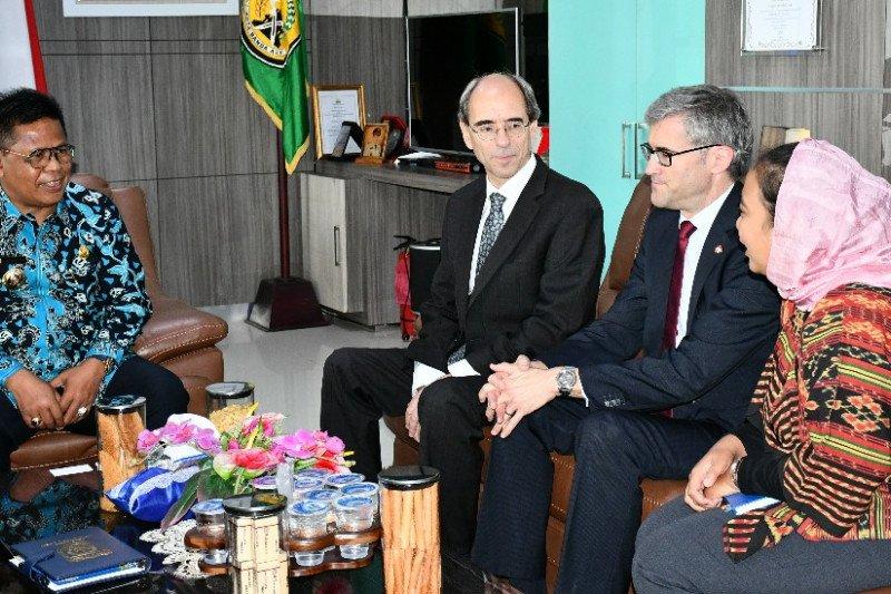 Wali Kota tawarkan investasi wisata Banda Aceh ke Swiss