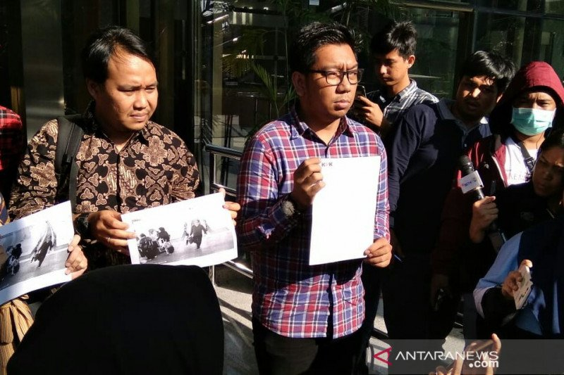 ICW : Pimpinan KPK tak serius tangani perkara pengurusan PAW