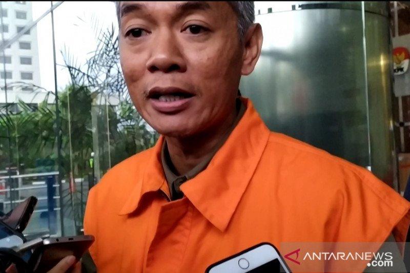 KPK memanggil mantan Kepala Sekretariat DPP PDI Perjuangan Irwansyah
