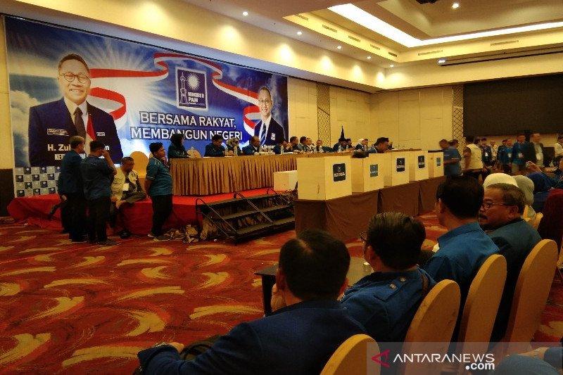 Pemilihan Ketua Umum DPP PAN berjalan kondusif