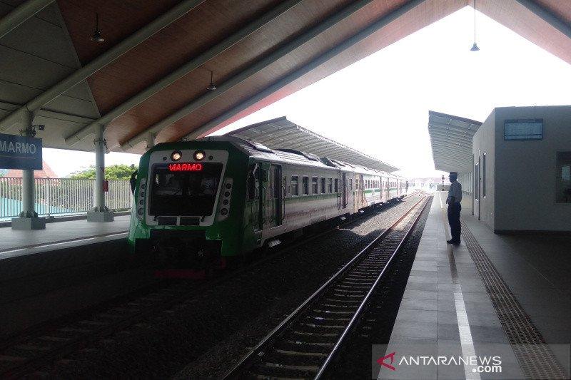 KAI perpanjang rute KA Bandara Adi Soemarmo Solo hingga Klaten